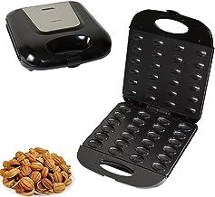 FXXJ Machine à gâteau électrique de Noix, Fer à Sandwich Machine à Pain de Mini-gaufres à Noix Automatique, Grille-Pain al...