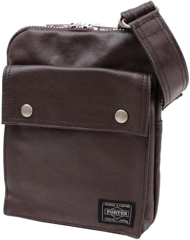 [Choose color] Yoshida Bag Porter Freestyle greenical Type Shoulder Bag 70707146 (Brown)