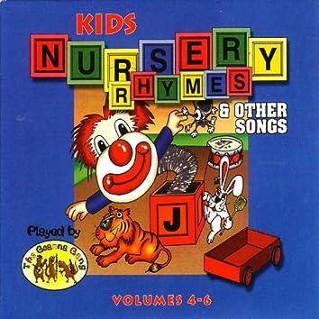 Kids Nursery Rhymes And Other Songs - Volume 4