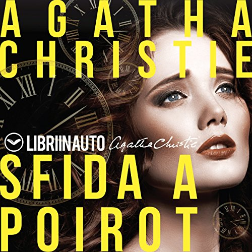 Sfida a Poirot  By  cover art