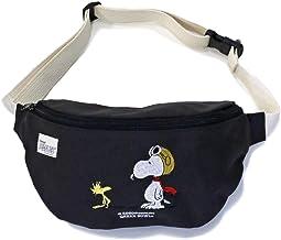 【日本製】スヌーピー 【SNOOPY】SNOOPY Canvas Body Bag(FLYING ACE)