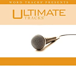 More Than You Think I Am (As Made Popular By Danny Gokey) [Performance Track]