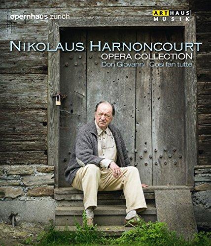 Nikolaus Harnoncourt Opera Collection -