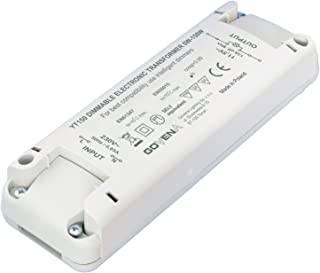 0W - 150W regulable transformador electrónico YT150, Dimmable Electronic Transformer for low voltage halogen (