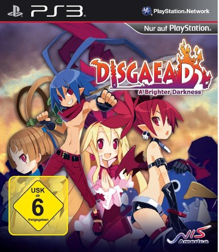 Disgaea Dimension 2 - A Brighter Darkness [Importación Alemana]