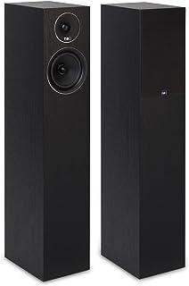 TIBO Harmony 8 Passive Hi-Fi Floor Standing Speakers 200W, Black