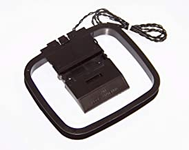 OEM Onkyo AM Loop Antenna Originally Shipped with TXSR603X, TX-SR603X, TXSR604, TX-SR604, TXSR605, TX-SR605