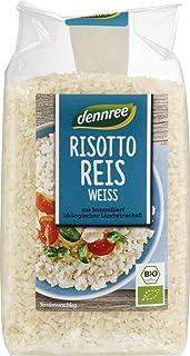dennree Bio Risotto Reis, weiß 6 x 500 gr