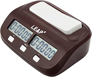 Compact Digital Chess Clock Count up Down Timer