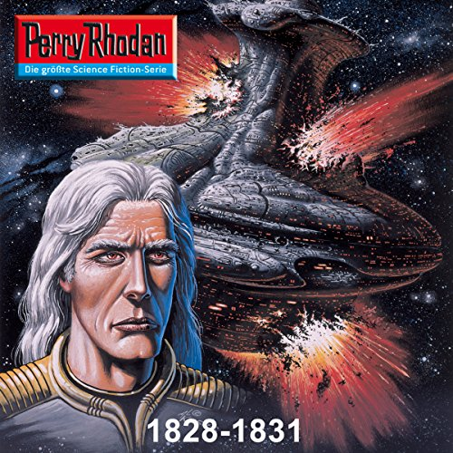 Edition Thoregon: Perry Rhodan 1828-1831 Titelbild