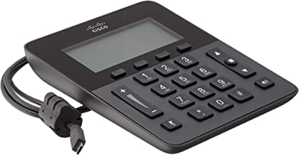 $39 » Cisco Unified IP Conference Phone CP-8831-DCU-S= Unified IP Conference Phone 8831 Display Control Unit Landline Telephone ...