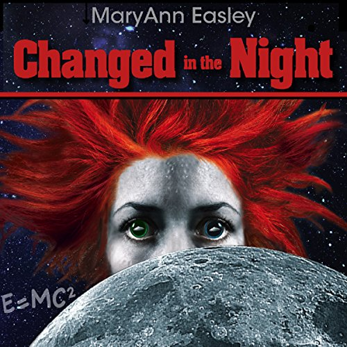 Changed in the Night audiobook cover art