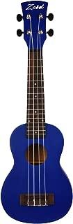 Zabel Soprano Ukulele, Dark Blue