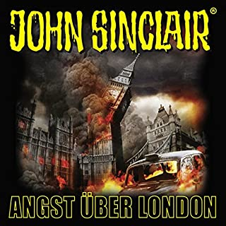 Angst über London (John Sinclair Sonderedition 3) Titelbild