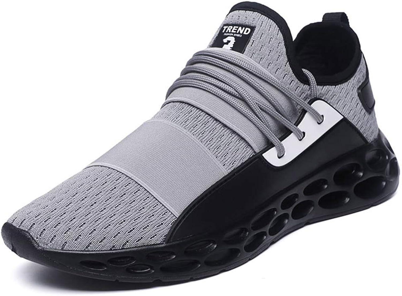 Männer Athletic Schuhe Hollow Sole Laufschuhe Männer Jogging Jogging Jogging Schuhwerk Breathable Trainer Turnschuhe Sport Schuhe B07MT5Q8YZ  Elegante und stabile Verpackung 781daa