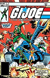 Image: G.I. Joe: Classics #1 | Kindle and comiXology | by Larry Hama (Author), Herb Trimpe (Illustrator). Publisher: IDW (December 31, 2008)
