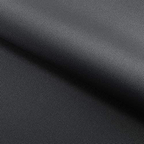 NOVELY Oxford 210D | Polyester | anschmiegsam nachgiebig | Meterware Segeltuch Farbe: 02 Graphit S02
