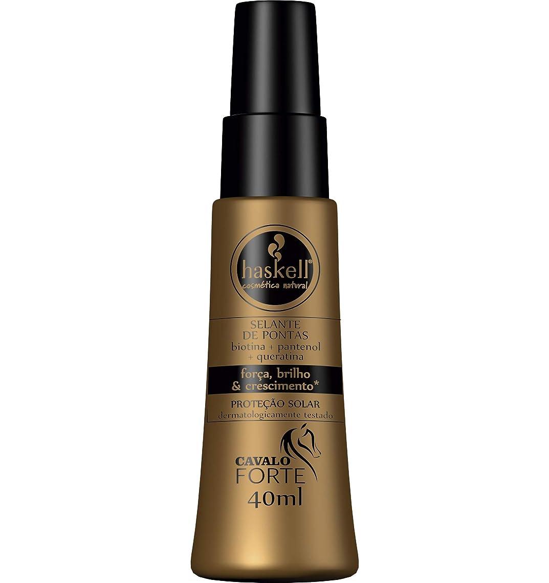 メリーマウス電化するHaskell Cavalo Forte Hair Serum 40ml [並行輸入品]