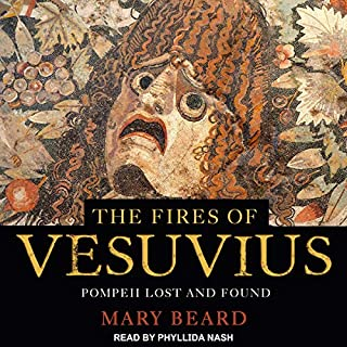 The Fires of Vesuvius audiobook cover art