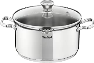 Tefal A70542 Duetto Gryta,Silver