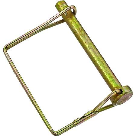 Living Lock Pin Standard A Grade Raw Metal Mini Pin