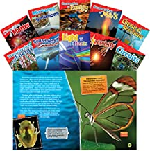 Teacher Created Materials - Science Readers: Content and Literacy: Let's Explore Physical Science - 10 Book Set - Grades 4-5