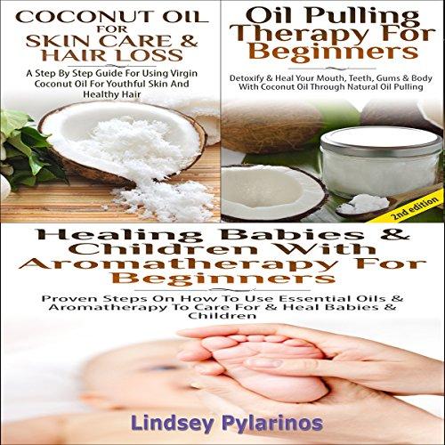 Essential Oils Box Set #7 audiobook cover art