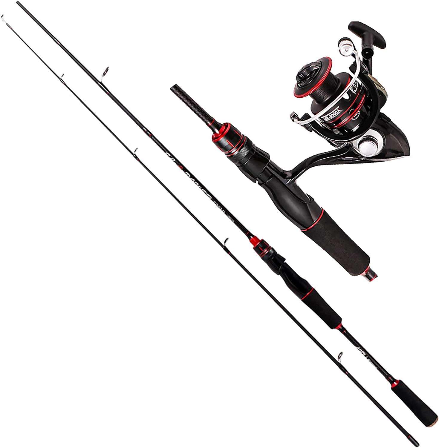 GvvcH Fishing price Challenge the lowest price of Japan ☆ Rod and Reel Pol Combo Ultralight Portable