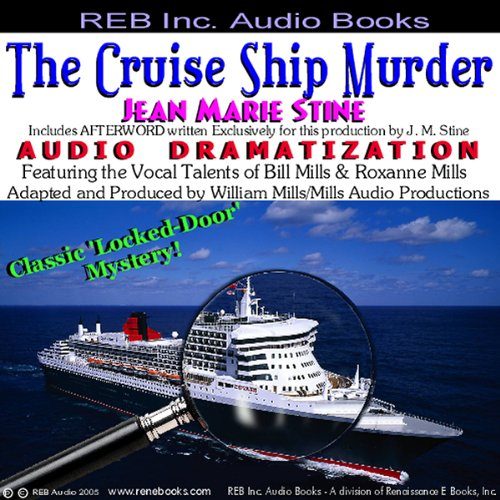 The Cruise Ship Murder audiobook cover art