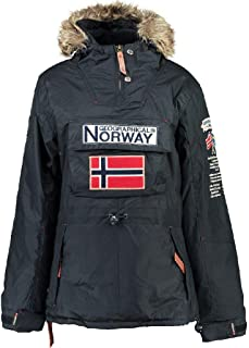 Geographical Norway Parka NIÑA BOOMERA 068 rol 7+BS