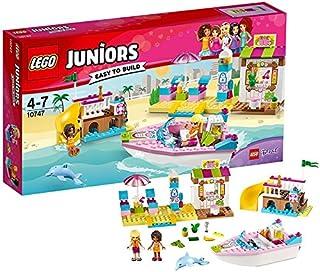 """レゴ(LEGO)ジュニア フレンズ""""アンドレアとステファニーのビーチ"""" 10747"""