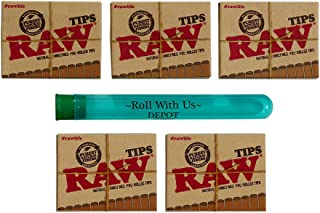 Best raw filter tips size Reviews