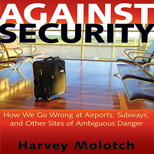 Against Security audiobook cover art