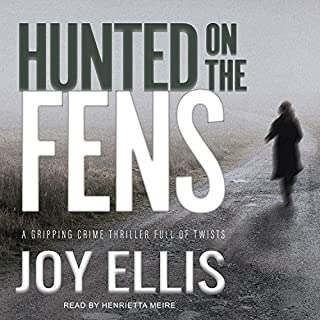Page de couverture de Hunted on the Fens