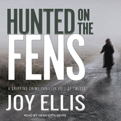 Hunted on the Fens audiobook cover art