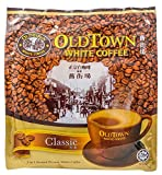 OLD TOWN WHITE COFFEE マレーシア オールドタウン ホワイトコーヒー 38g✖15袋入り CLASSIC [並行輸入品]