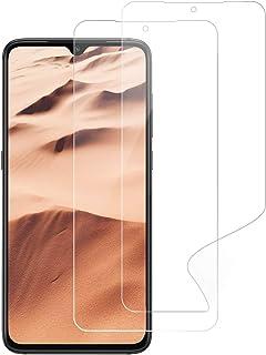 comprar comparacion Protector Pantalla para Xiaomi Mi 9 Cobertura Completa Film Flexible de Hidrogel Soft HD Antihuella Alta Sensibilidad Scre...