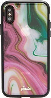 Sonix Agate Case for iPhone X/Xs [Drop Test Certified] Protective Luxe Marble Case for Apple iPhone X, iPhone Xs