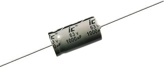IC 2pcs Illinois Capacitor 4700uF 35v Axial Electrolytic  TTAM