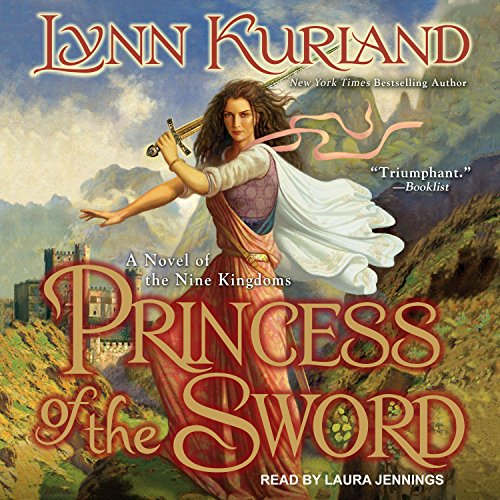 Princess of the Sword audiobook cover art