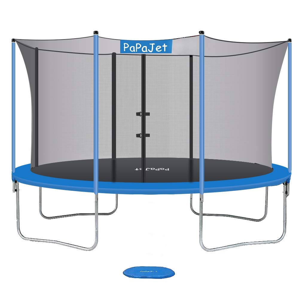 Papajet Trampoline Trampolines Enclosure Certificated
