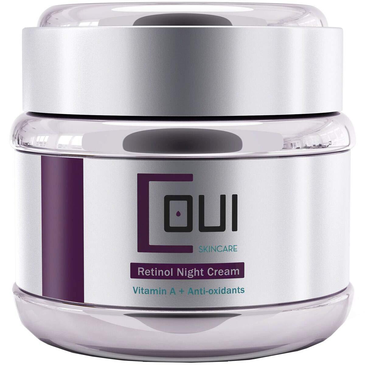 RETINOL Night Cream Face National products Moisturizer Par Wrinkle Anti Award-winning store Aging