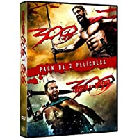 Pack: 300 + 300: El Origen De Un Imperio [DVD]