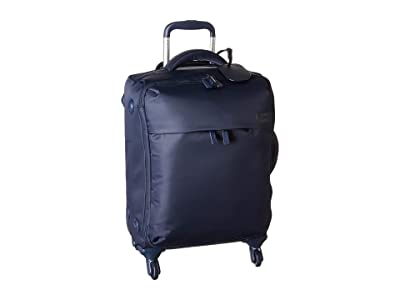 Lipault Paris Original Plume 22 Spinner Carry On (Navy 1) Carry on Luggage