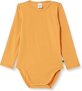Fred'S World By Green Cotton Alfa Body T-Shirt, Orange Mango, 92 Bébé garçon