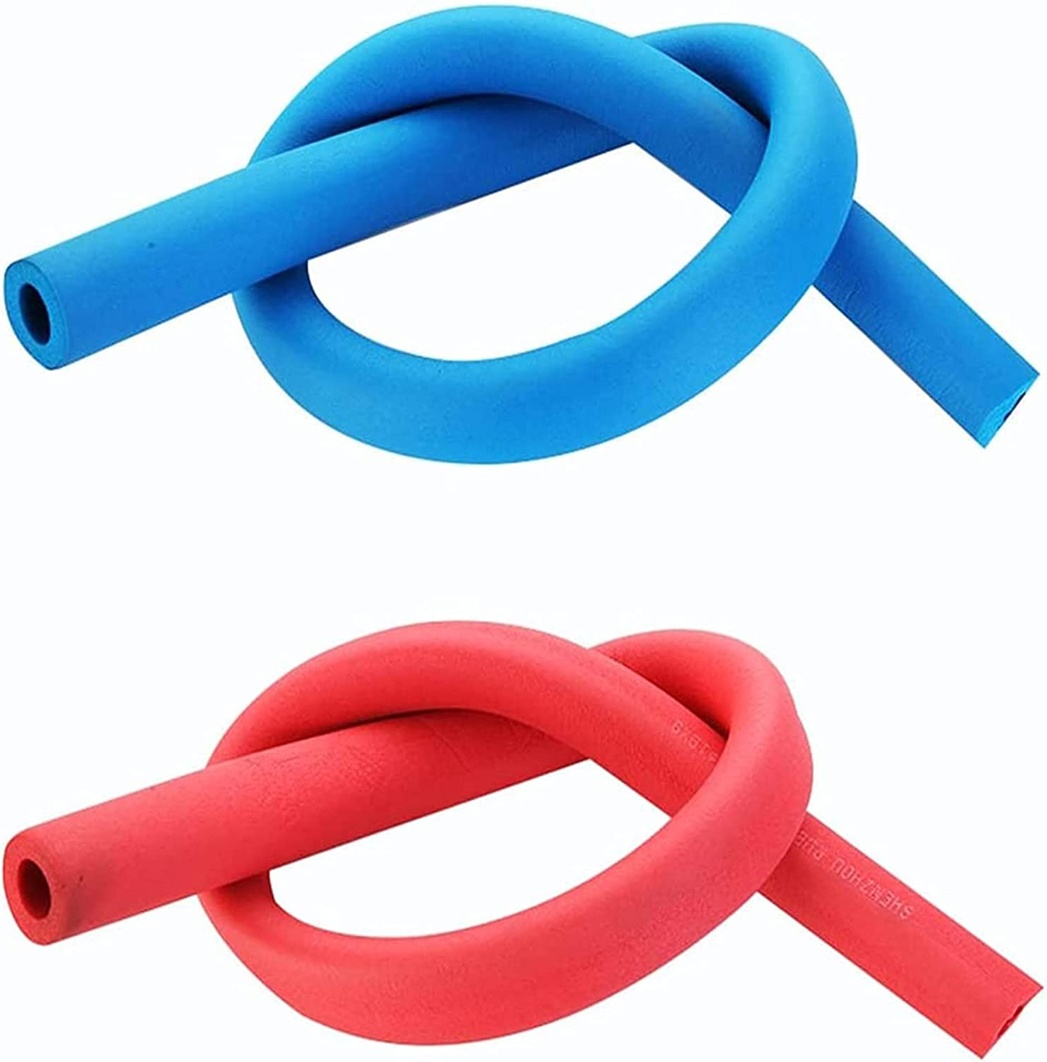 Don't unisex miss the campaign STCK Foam Tubing Pipe Insulation Red Blue Slee Replaceable