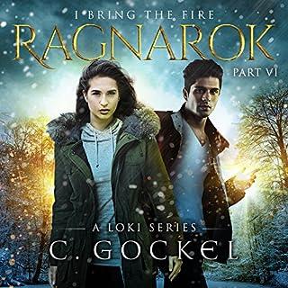 Ragnarok audiobook cover art