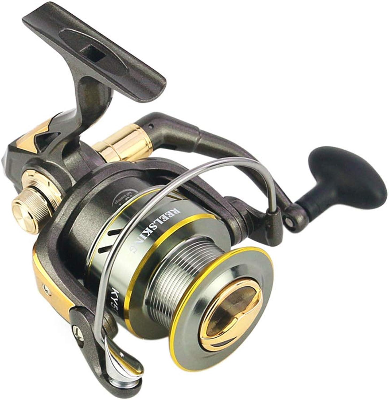 Fishing Reel Pole Fishing Equipment,High Speed Ratio 6.3 1, Rocker arm can be Interchanged, 15kg25kg Carp