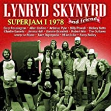 Superjam 1 1978 by Lynyrd Skynyrd and friends (2008-04-01)