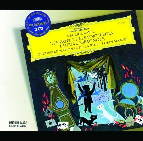 R.T.F. National Orchestre, Berliner Philharmoniker, Radio-Symphonie-Orchester Berlin, Lorin Maazel, Igor Stravinsky, Maurice Ravel & Nikolai Rimsky-Korsakov